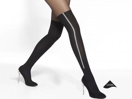 Adrian Ella tights 40/20 den like stockings - 2