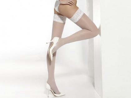 Wedding stockings 15 den Adrian - 2