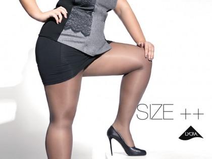 Tights Kiara Adrian 20 den size plus - 2