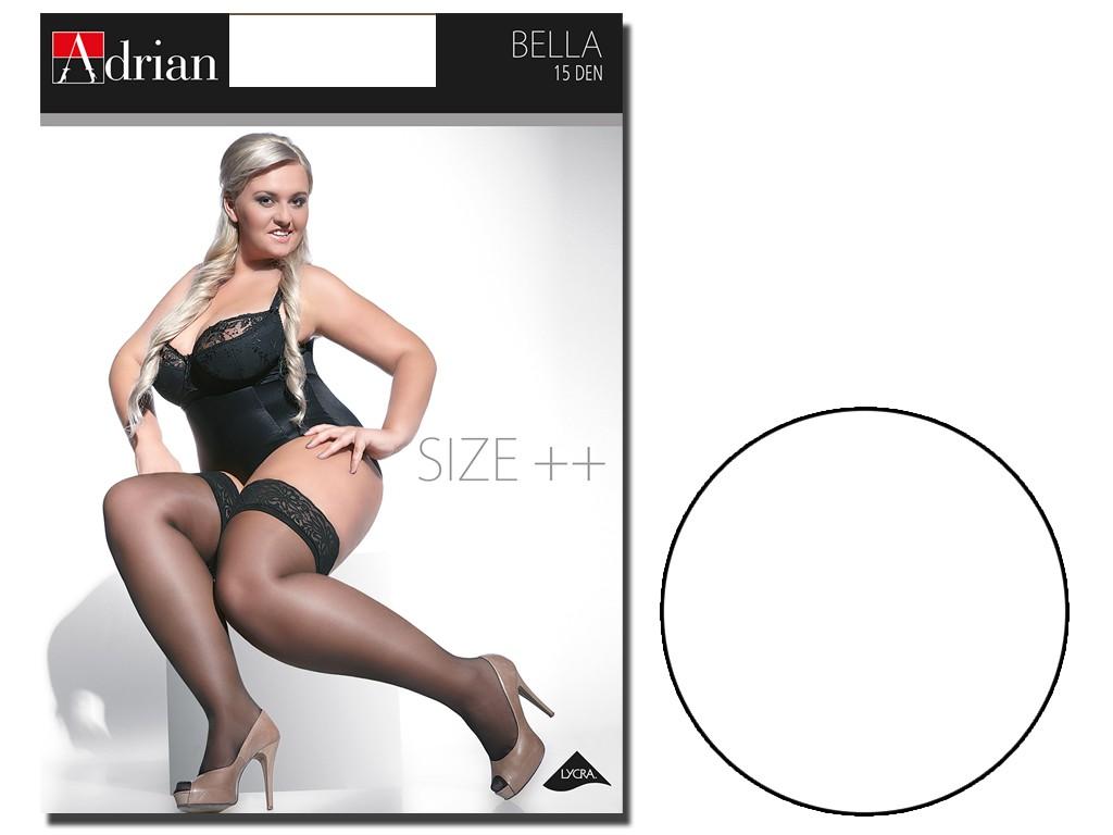 Stockings size plus Bella big sizes - 3