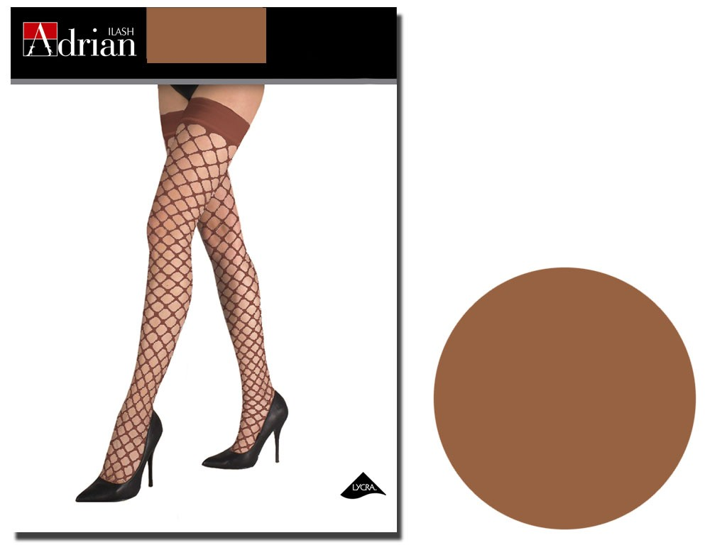 Self-supporting calf stockings of a cabaret - 3