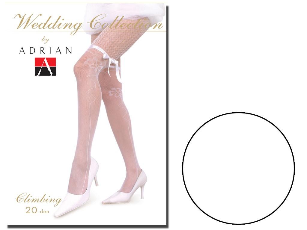 20 den Climbing Hochzeitstrumpfhosen imitieren Strümpfe - 3