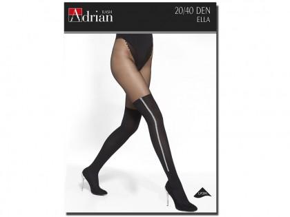 Adrian Ella tights 40/20 den like stockings - 1