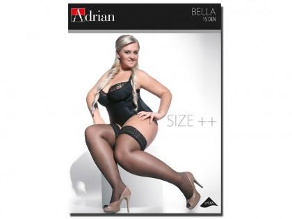 Stockings size plus Bella big sizes - 1