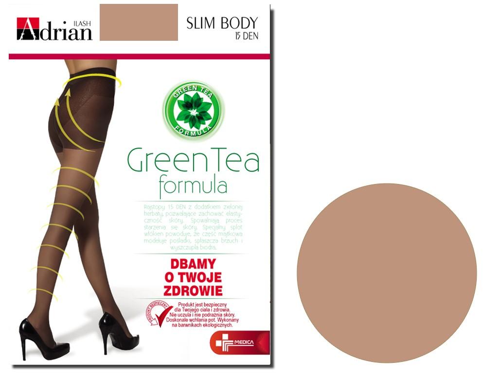 Slim Tea 15 Den Slimming Strumpfhose - 4