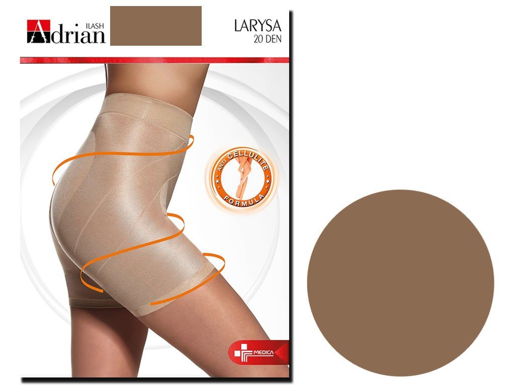Anti-cellulite tights 20 den Larissa - 8