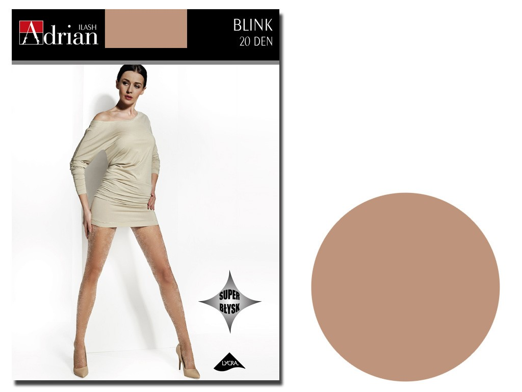 Tights Blink 20 den satin gloss - 5