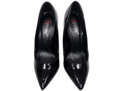 Ladies' pins classic black pins - 2
