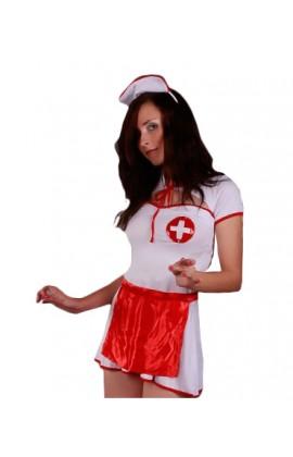 Bielizna erotyczna strój erotyczny pielęgniarki