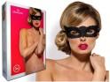 Verführerische schwarze Maske für die Augen Obsessiv - 2