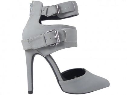 glezna sandale de slăbire