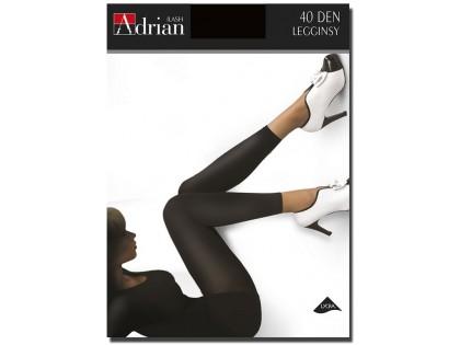 Leggings Adrian 40 bottom smooth 3/4 - 1