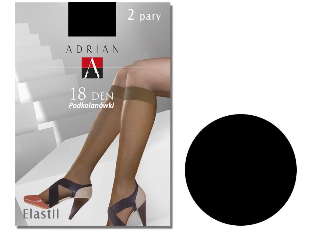 Knee socks Elastil Adrian 2 classic pairs - 4
