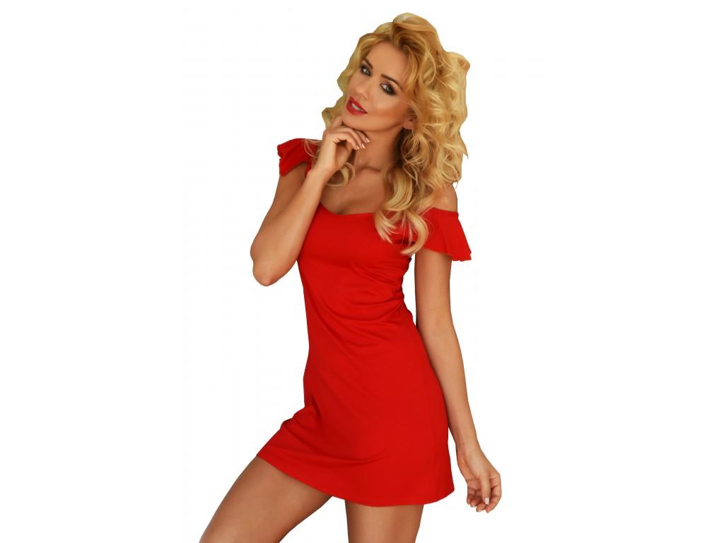 Indiana spanisches Nachthemd rot - 1