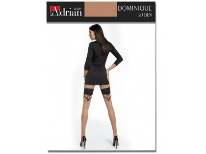 Dominique Adrian self-supporting stockings suture - 1