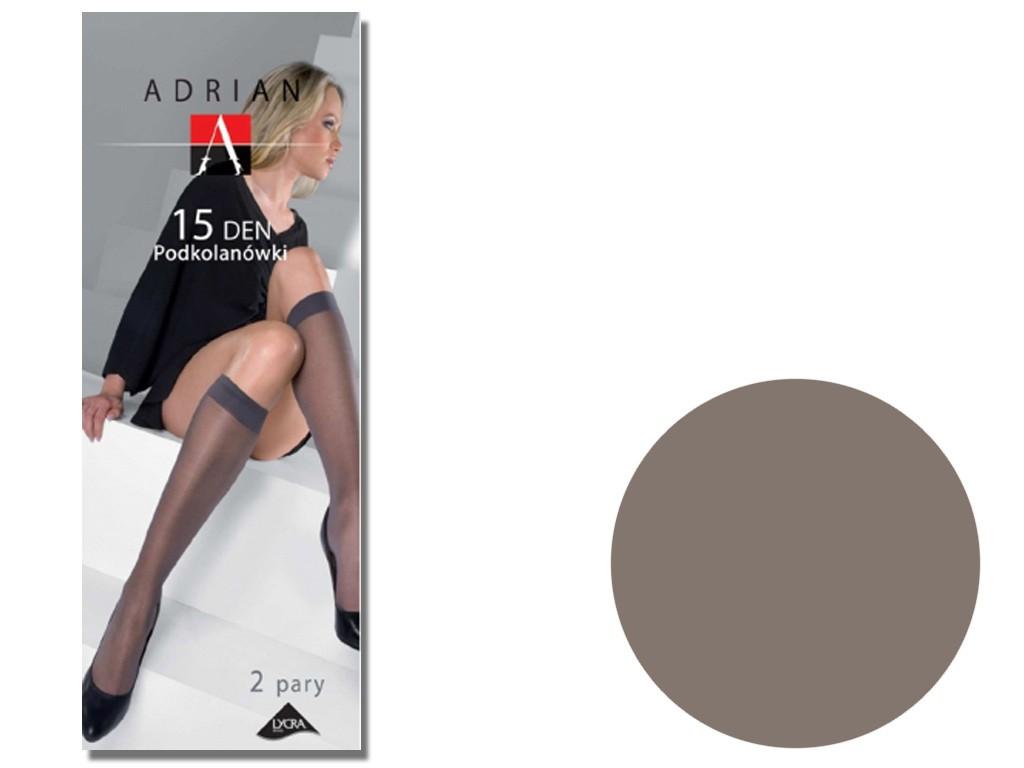 Lycra Adrian 15den knee socks - 9