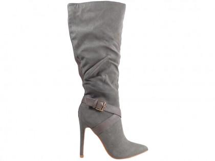Női magas sarkú cipő - 1