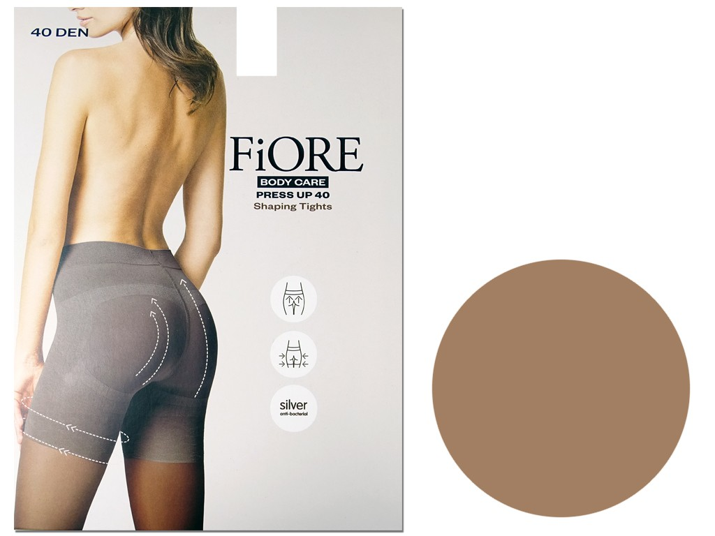 Glute support pantyhose 40den - 6