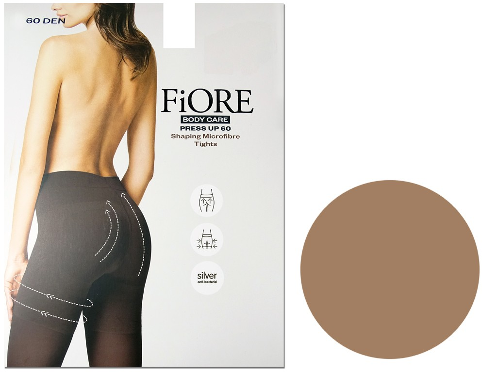 Abdominal line correction tights covering 60den - 5