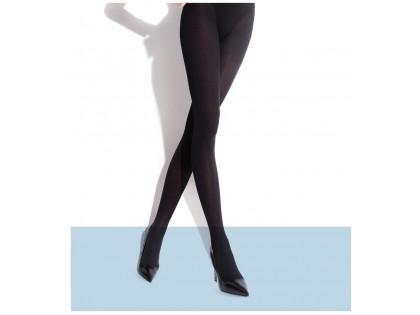 Women's tights 60 den microfiber opaque - 2