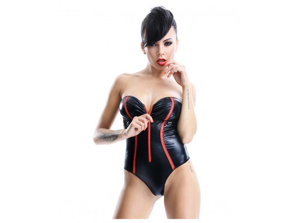 Black body unbuttoned like skin wetlook erotic - 1