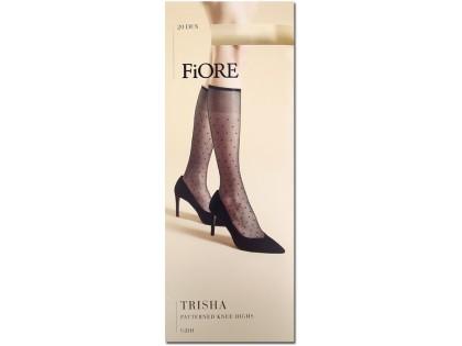 Dotted knee socks 20 den Fiore lingerie - 1