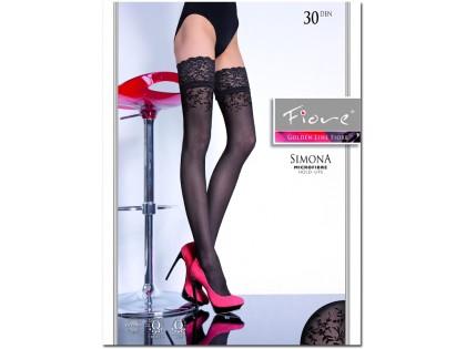 Microfibre stockings Fiore 30 den - 1