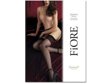 Belt stockings Amente 20 den Fiore - 1