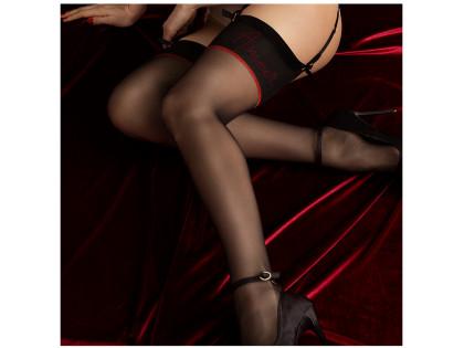 Belt stockings Amente 20 den Fiore - 2