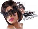 Black decorated eye mask erotic underwear - 4