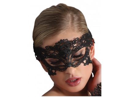 Black eye mask LIvia Corsetti - 1