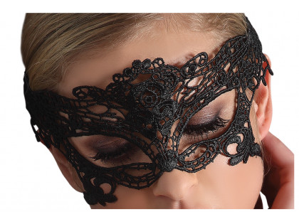 Black eye mask LIvia Corsetti - 2
