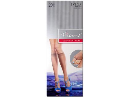 Fingerless knee socks uncovered 20den Fiore - 1