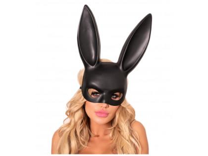 Eye mask black rabbit erotic underwear - 1