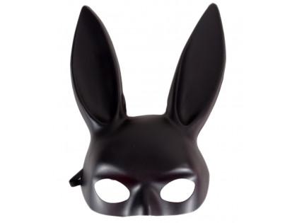 Eye mask black rabbit erotic underwear - 2