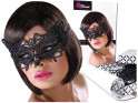Eye mask black lace erotic underwear - 4