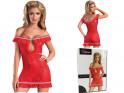 Nachthemd aus roter Spitze Spanierin - 4