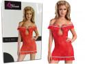 Nachthemd aus roter Spitze Spanierin - 6