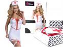 Nurse's disguise erotic underwear - 5