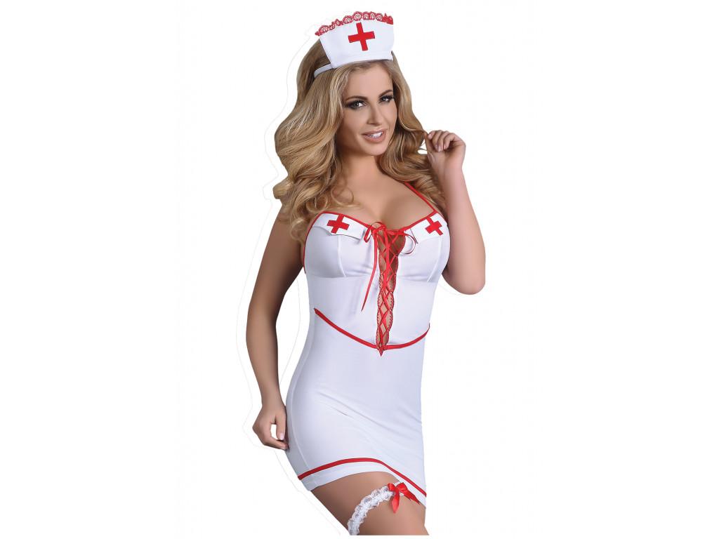 Nurse's disguise erotic underwear - 1