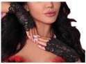 black lace gloves mittens erotic underwear
