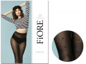 Black dotted tights 30 den Fiore - 3