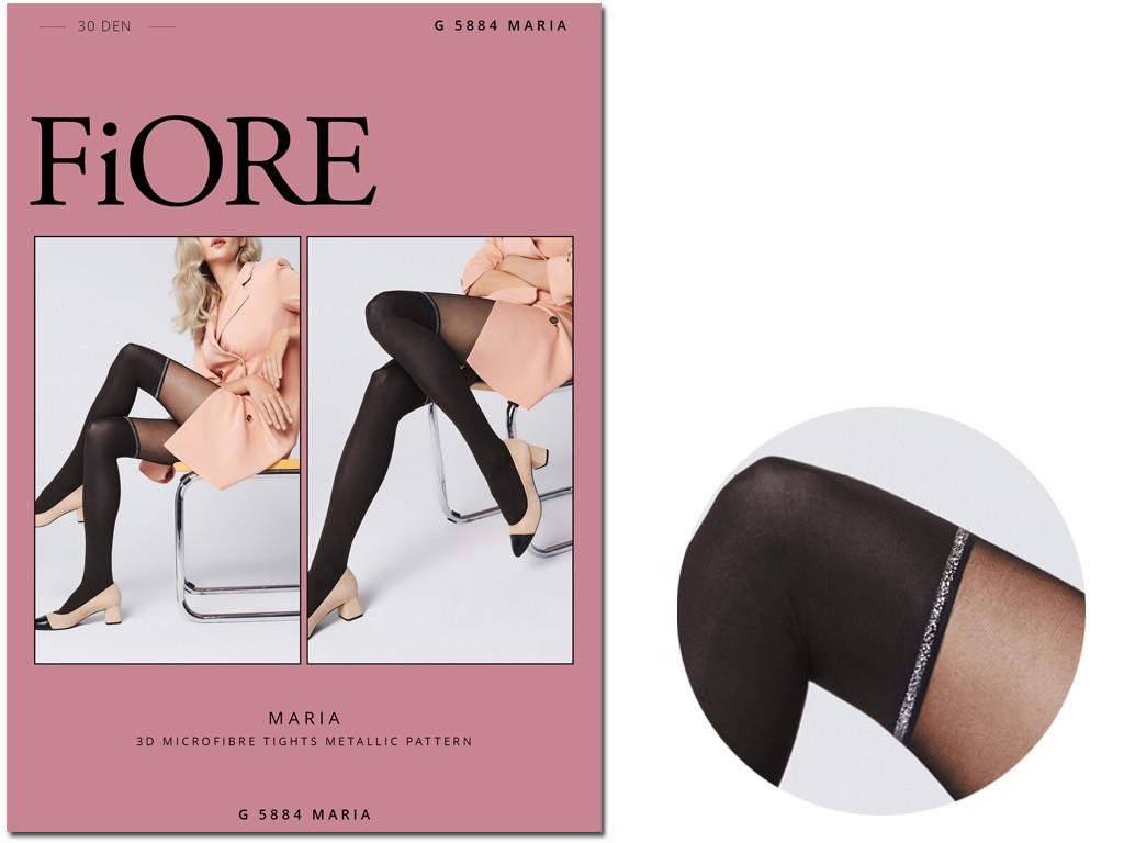 Women's pantyhose like a lover's stockings 30 den - 3