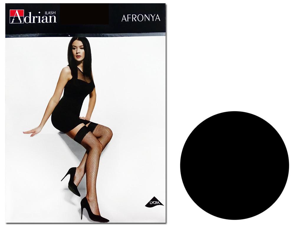 Pończochy damskie małe oczka Afronya Adrian - 4
