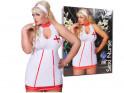 Krankenschwester Kostüm groß plus - 4