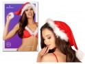Red Santa Claus hat Obsessive erotic gadget - 5