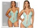Mint lace body Obsessive erotic underwear - 6