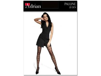 Pöttyös harisnyanadrág PAULINE 20den Adrian - 1