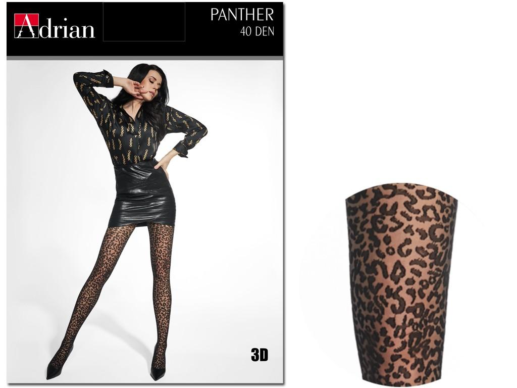 Women's pantyhose PANTHER 40den - 3