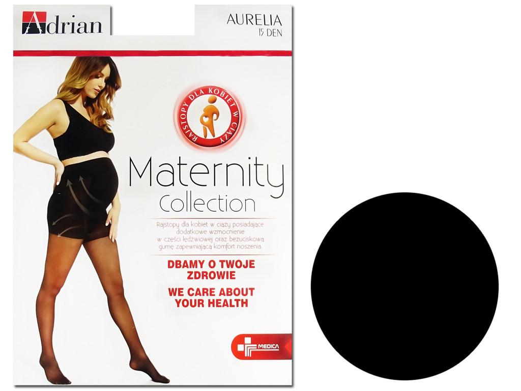 Maternity tights 15 den AURELIA